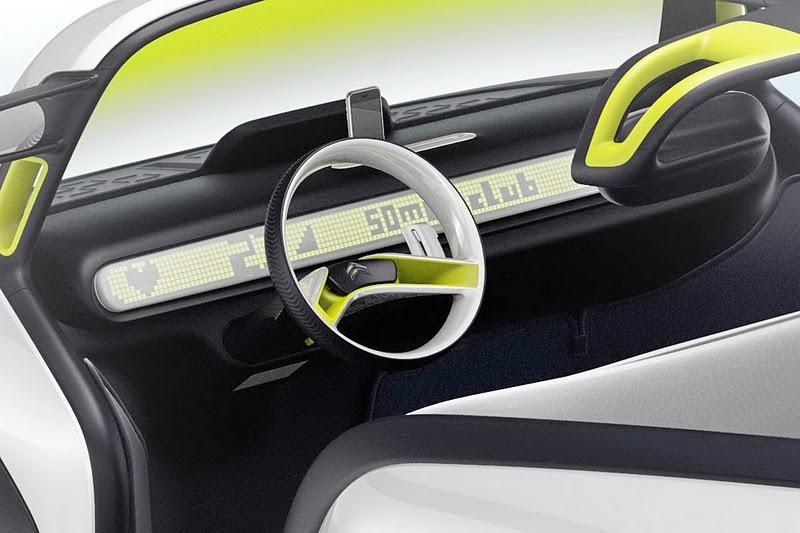 New Carz And Bikes 2010 Citroen Lacoste Interior Pics