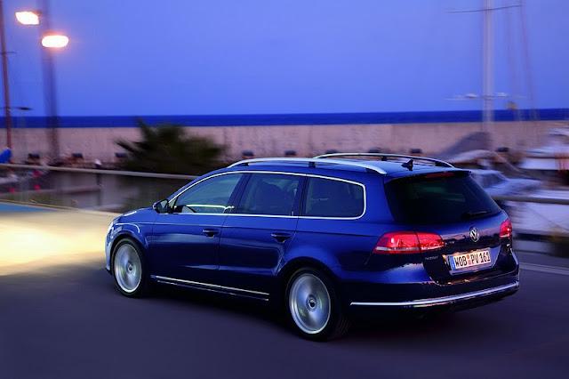 Volkswagen Passat Wagon 2003. Volkswagen Passat Wagon 2011
