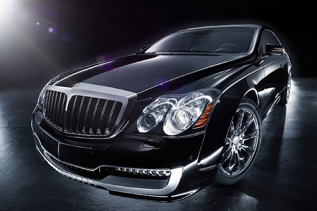 2011 xenatec maybach 57s coupe front angle view 2011 Xenatec Maybach 57S Coupe