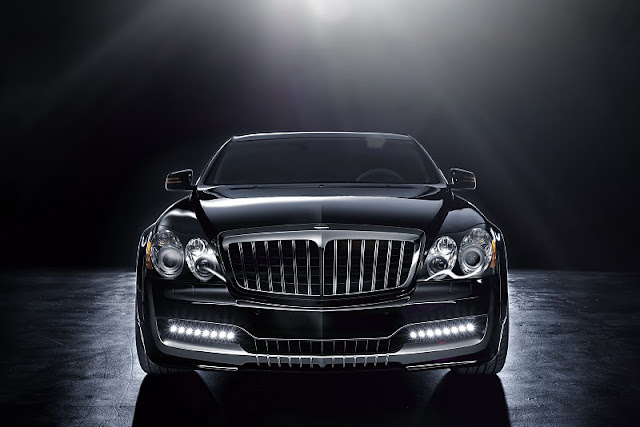 2011 xenatec maybach 57s coupe front view 2011 Xenatec Maybach 57S Coupe