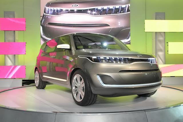 2011 Kia KV7