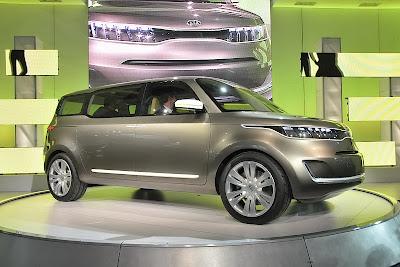 2011 Kia Kv7 Concept. 2011 Kia KV7. 2011 Kia KV7