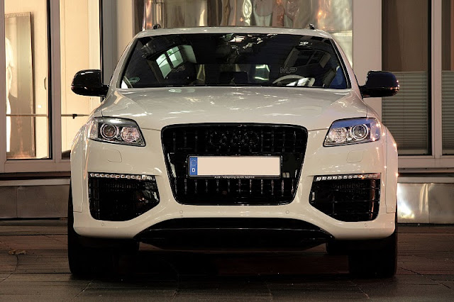 2011 anderson germany audi q7 suv front view 2011 Anderson Germany Audi Q7 SUV