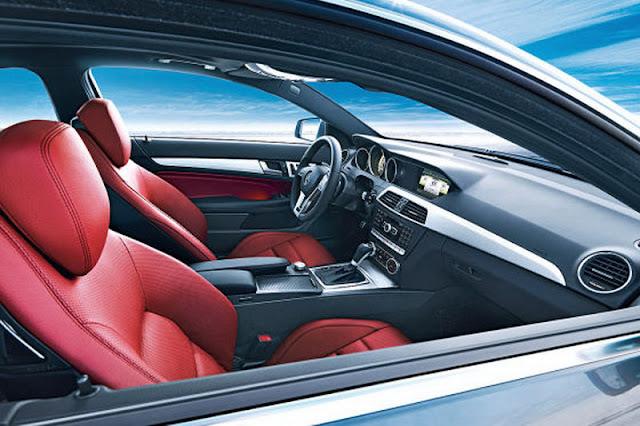 2012 mercedes benz c class coupe interior view 2012 Mercedes Benz C Class Coupe