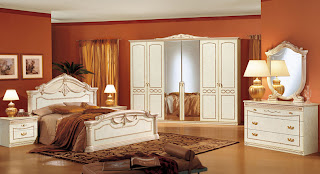 Modern Furniture: Camel Group Italian Classic Bedroom
