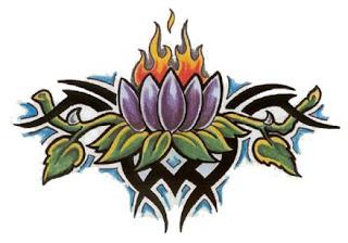 Tatouage de fleur exotique Tatouage fleur 11 08 2016 - tatouage de fleur exotique