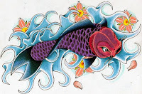 Tatouage Poisson Signification - Tattoo Designs poisson style de vie à domicile