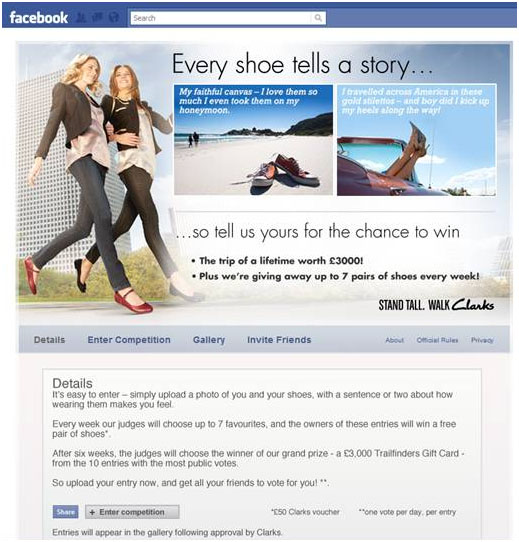 Madhouse Family Reviews !: CLARKS LAUNCH 'EVERY SHOE TELLS A STORY ...