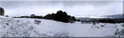 Panorámica desde la cima de Amaritu