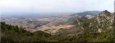 Amplia panorámica sobre La Rioja