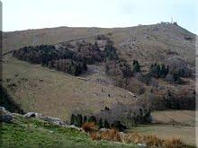 Larrun visto desde Altxanga