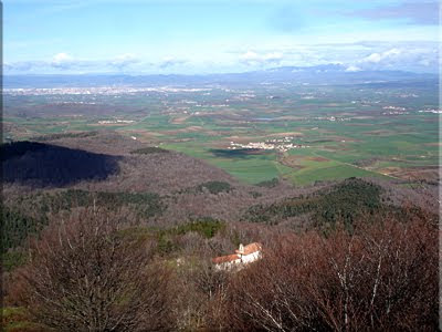 San Bitor y La Llanada a los pies de Itxogana - 2010