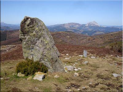 Menhir de la Edad del Hierro