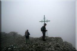 Cruz en la Peña del Santo