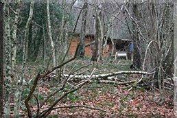 Cabaña de Arlezilla