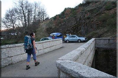 De nuevo en el puente, fin de la travesía
