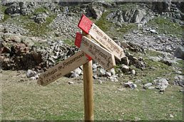 Cruce de GR's
