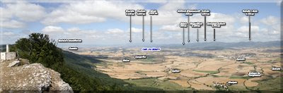 Panorámica desde Larredez - 2009