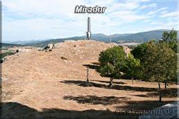 El Mirador visto desde el Santuario