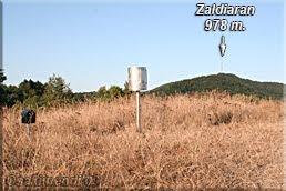 Zaldiaran visto desde San Kiliz