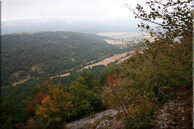 Vistas del Valle cerca del Cueto de la Coronilla