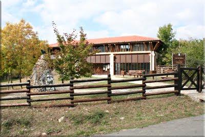 Centro de Interpretación del Parque en Lalastra