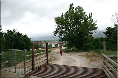 San Román, fin de la circular