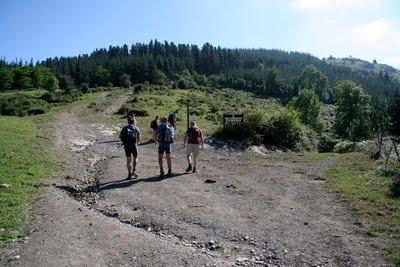 Camino de Pagomakurra