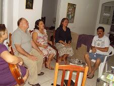 CULTO FAMILIAR COM AMIGOS DE FORTALEZA