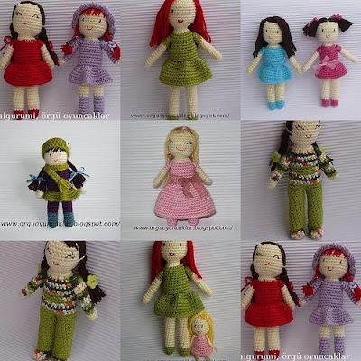 dolgu oyuncak yapilisi Amigurumi, orgu oyuncaklar