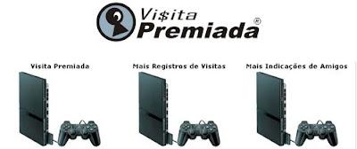 Promoção Ganhe 3 Playstations 2