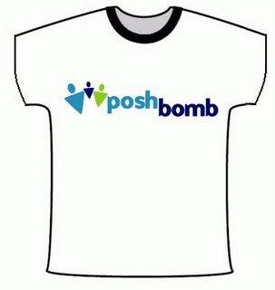 Brinde Gratis Camiseta Posh Bomb