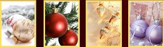Brinde Gratis Ornamento para o Natal