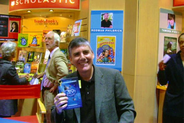 Authors I had the pleasure of meeting: