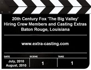The Big Valley Extras Casting
