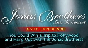 Jonas Brothers Live In Concert A VIP Experience