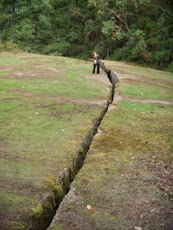 The Abyss (earthquake fissure)