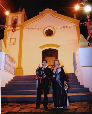 Casal imperador de 2008