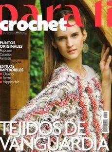 Revista Para Ti Crochet №10 2010
