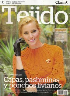 Revista ClarinX Tejido №2 2010