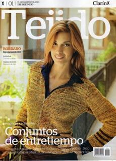 Revista ClarinX Tejido 01 2010