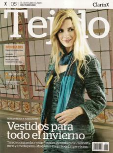 Revista ClarinX Tejido №5 2010