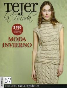 Revista Tejer la Moda №57