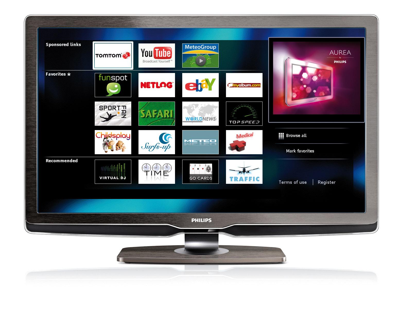 Itt Television Por Internet