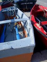 Barcas, Corrubedo