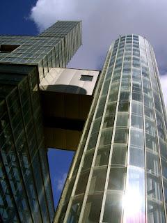 Torres Hejduk, Cidade da Cultura
