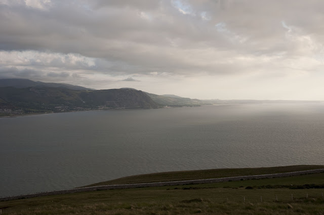 Travel, attractions, united kingdom, llandudno, Great Orme Marine Drive, scenery
