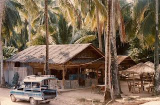 Ya Nui, Phuket 1987
