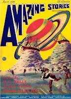 El mítico primer número de Amazing Stories