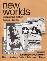 New Worlds, revista de ficción especulativa